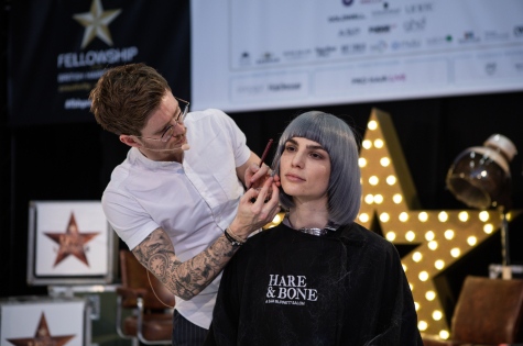 Fellowship for British Hairdressing Present for Pro Hair Live 20