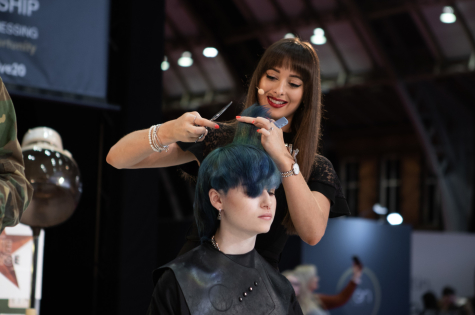 Fellowship for British Hairdressing Present for Pro Hair Live 23