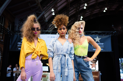 Fellowship for British Hairdressing Present for Pro Hair Live 24