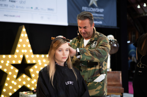 Fellowship for British Hairdressing Present for Pro Hair Live 25