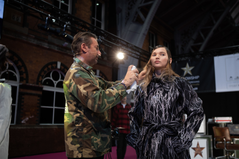 Fellowship for British Hairdressing Present for Pro Hair Live 26