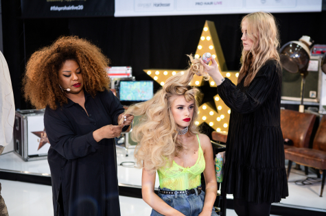 Fellowship for British Hairdressing Present for Pro Hair Live 27