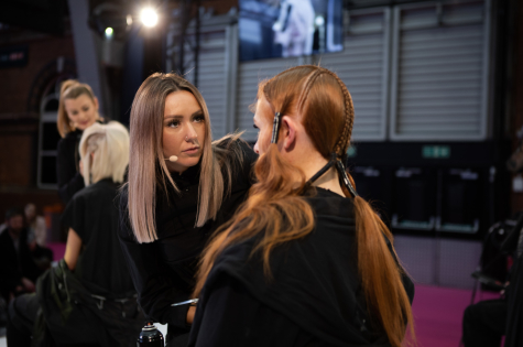 Fellowship for British Hairdressing Present for Pro Hair Live 29