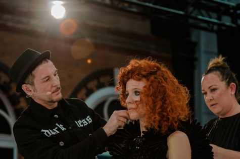 Fellowship for British Hairdressing Present for Pro Hair Live 31
