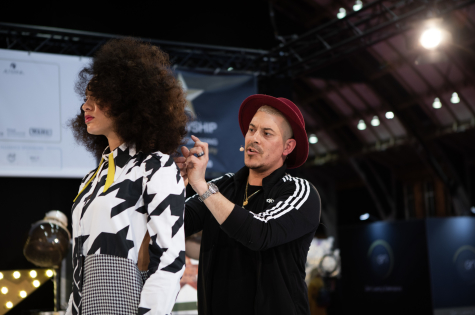 Fellowship for British Hairdressing Present for Pro Hair Live 35