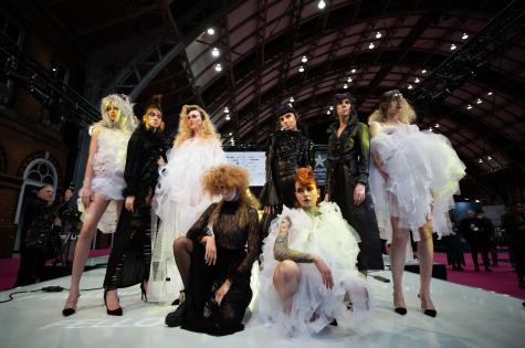 Fellowship for British Hairdressing Present for Pro Hair Live 36