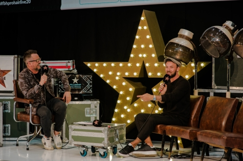 Fellowship for British Hairdressing Present for Pro Hair Live 37