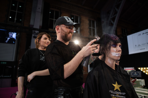 Fellowship for British Hairdressing Present for Pro Hair Live 39