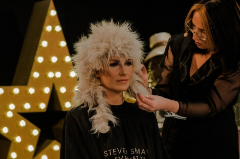 Fellowship for British Hairdressing Present for Pro Hair Live 43