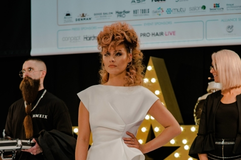 Fellowship for British Hairdressing Present for Pro Hair Live 45