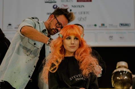 Fellowship for British Hairdressing Present for Pro Hair Live 47
