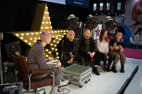 Fellowship for British Hairdressing Present for Pro Hair Live 48