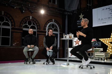 Fellowship for British Hairdressing Present for Pro Hair Live 51