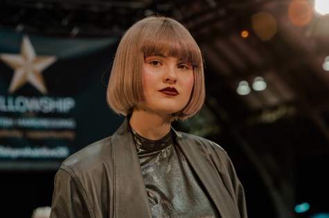 Fellowship for British Hairdressing Present for Pro Hair Live 52