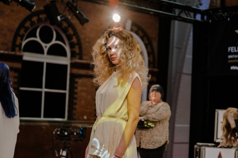 Fellowship for British Hairdressing Present for Pro Hair Live 65