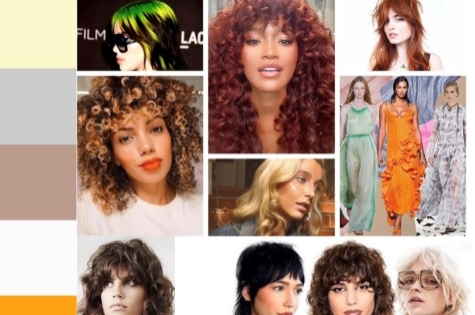 Award-winning colourist, Robert Eaton prepares PROJECT: Colour for their own photoshoot in May! 2
