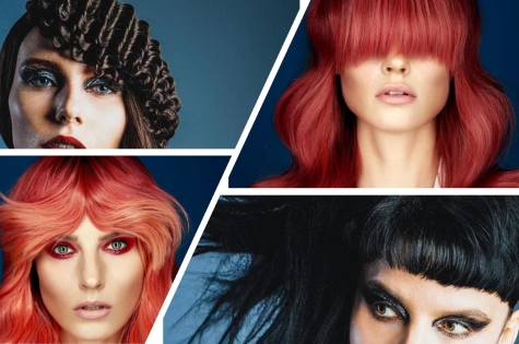 Award-winning colourist, Robert Eaton prepares PROJECT: Colour for their own photoshoot in May! 3