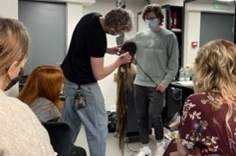 LIVE EDUCATION KICK STARTS WITH PROJECT X AND ALL THINGS WIG MAKING! 4