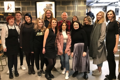 Introducing the 2018 Colour Project Team 1