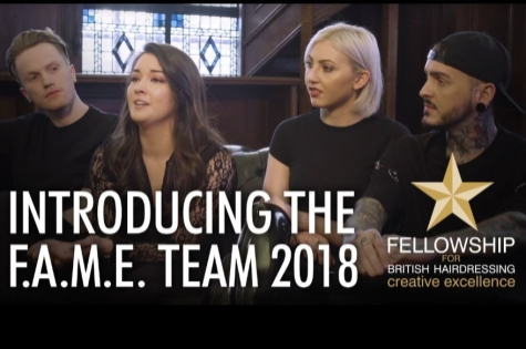 Meet the F.A.M.E. Team 2018 1