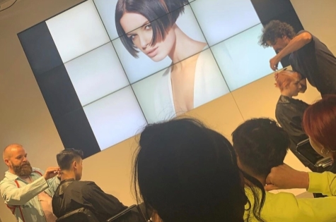 Sassoon Scholarship Off To A Flying Start 1