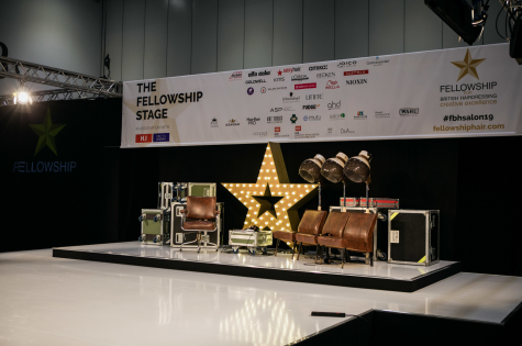 The Fellowship for British Hairdressing Takes to the Stage at Salon International  1