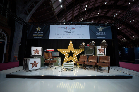 Fellowship for British Hairdressing Present for Pro Hair Live 1