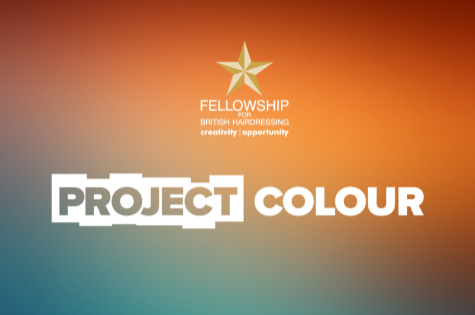 Award-winning colourist, Robert Eaton prepares PROJECT: Colour for their own photoshoot in May! 1