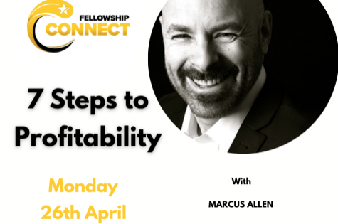 7 Steps to Profitability from Fellowship for British Hairdressing 1