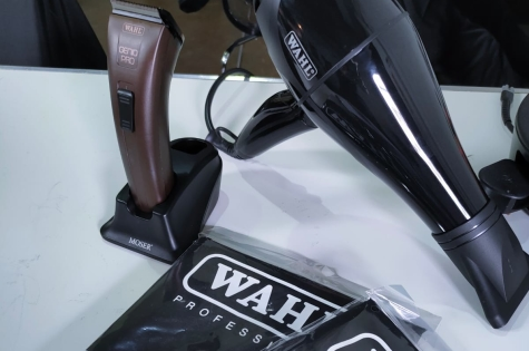 THE PROJECT: MEN TEAM GET THEIR FIRST LIVE PHOTOSHOOT SPONSORED BY WAHL UK 1