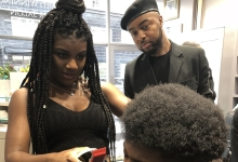Afro masters host hands-on evening