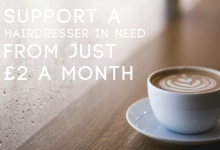 HAIRDRESSERS' CHARITY - Cappuccino Campaign