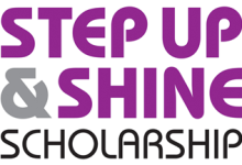 Two stylists are shortlisted to win the prestigious Step Up & SHINE scholarship for 2019