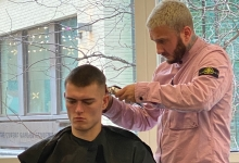 Danny & Co Shares Skills with Project: Men