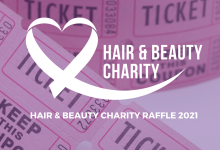 HAIR AND BEAUTY CHARITY ANNUAL RAFFLE