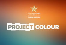 Award-winning colourist, Robert Eaton prepares PROJECT: Colour for their own photoshoot in May!