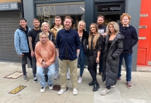 PROJECT: Men attend their first LIVE EDUCATION at Manifesto in London