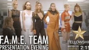 F.A.M.E. Team Presentation Night 2017