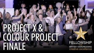 Project X and Colour Project Finale Night